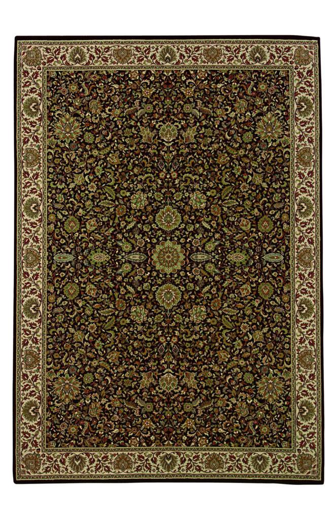Oriental Weavers Ariana ARI 172D2 Brown / Ivory Rug