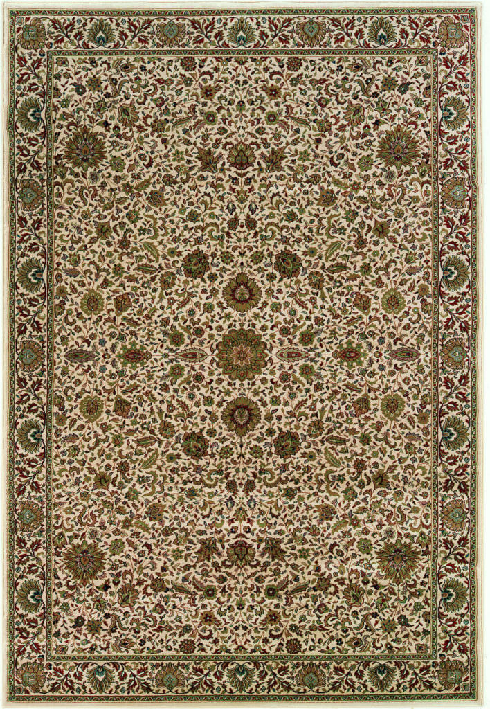 Oriental Weavers Ariana ARI 172W3 Ivory / Green Rug