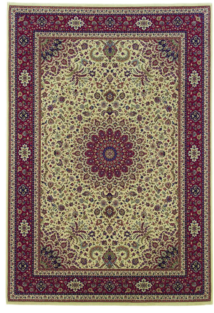 Oriental Weavers Ariana ARI 095J3 Ivory / Red Rug