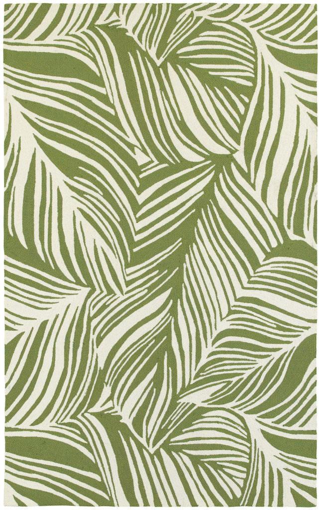 Tommy Bahama Atrium ATU 51104 Green / Ivory Rug