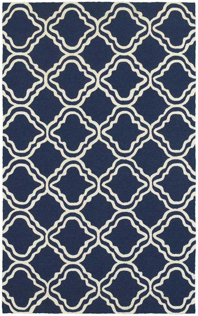 Tommy Bahama Atrium ATU 51111 Blue / Ivory Rug