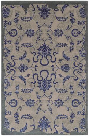 CIN 45105 Grey / Blue Rug