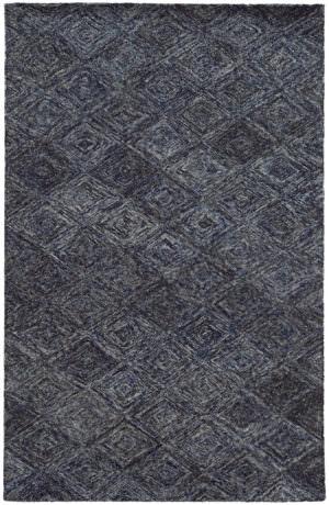 CLR 42101 Blue / Grey Rug