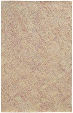 CLR 42108 Pink / Beige Rug