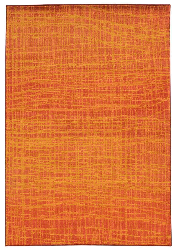 EXR 5998O Orange / Yellow Rug