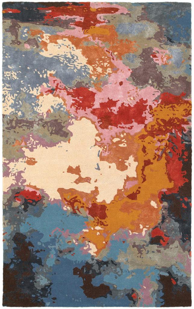 Oriental Weavers Galaxy GAL 21908 Multi / Pink Rug