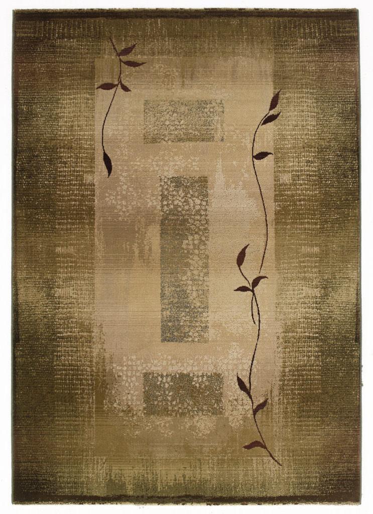 Oriental Weavers Generations GNR 544G1 Green / Beige Rug