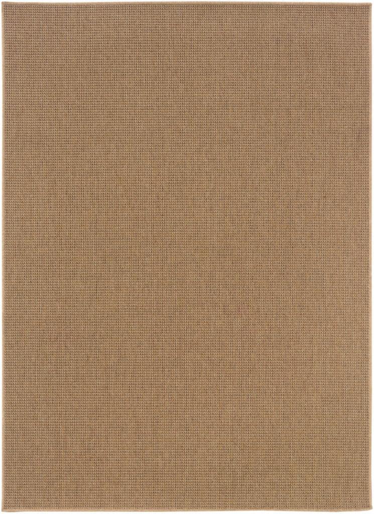 Oriental Weavers Karavia KAR 2067X Sand Rug