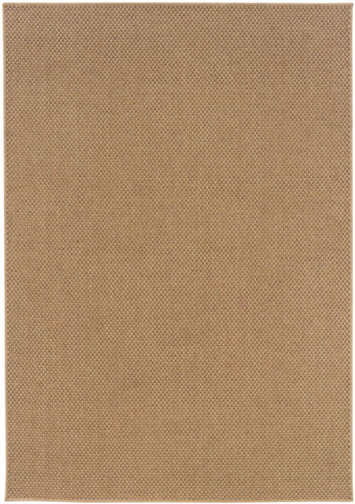 Oriental Weavers Karavia KAR 2160X Sand Rug