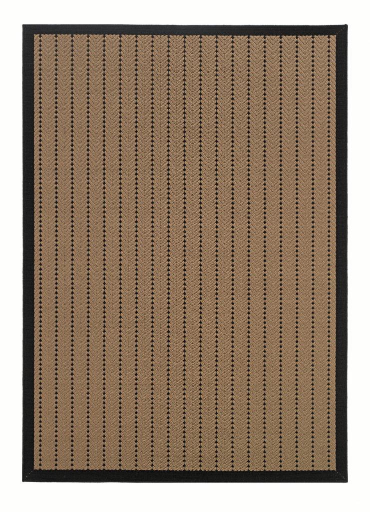 Oriental Weavers Lanai LAN 720X5 Beige / Black Rug