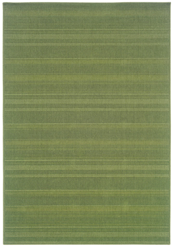 Oriental Weavers Lanai LAN 781F6 Green Rug
