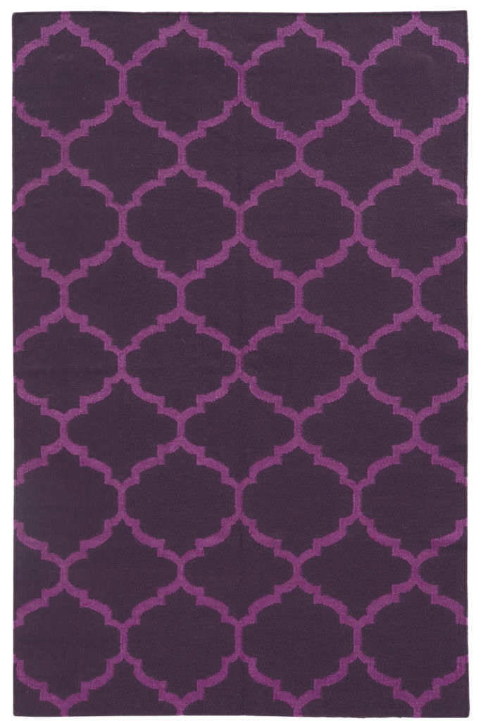 MAT 4280M Purple Rug