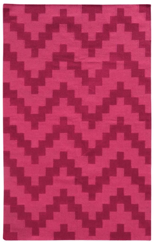 MAT 4714A Pink Rug