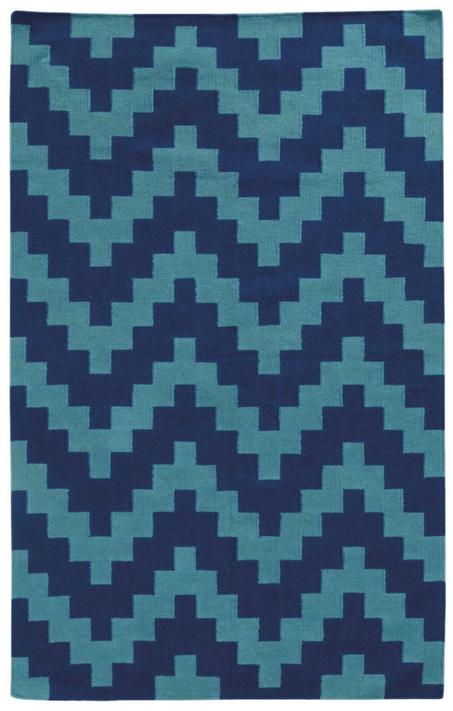 MAT 4714C Blue Rug