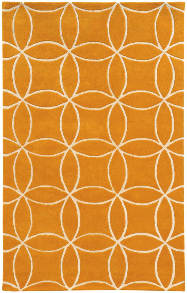 OPC 41105 Yellow / Ivory Rug