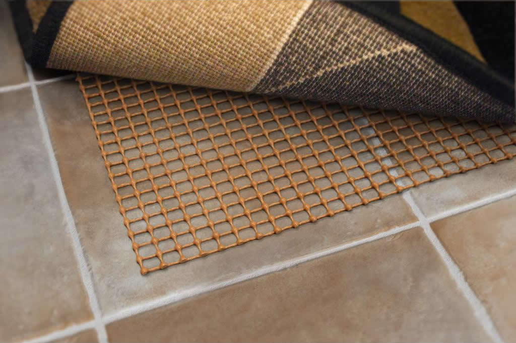 Oriental Weavers  0007C Beige Rug Pad
