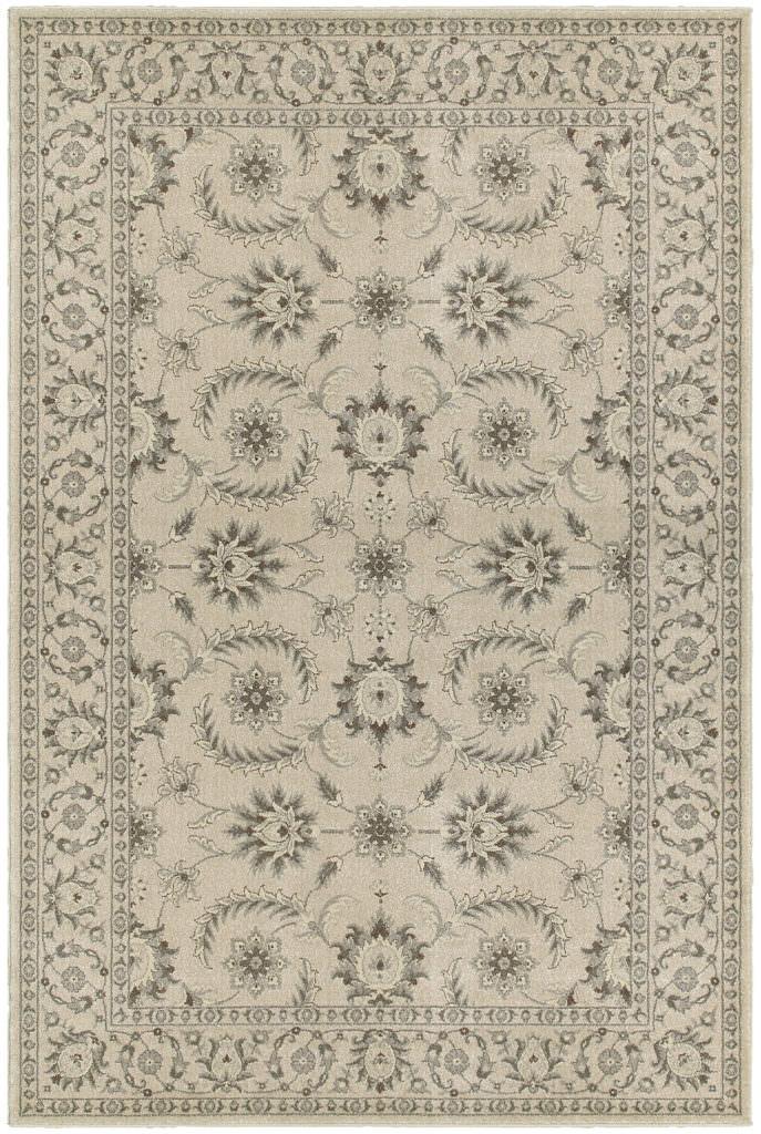 Oriental Weavers Richmond RIC 114J3 Ivory / Grey Rug