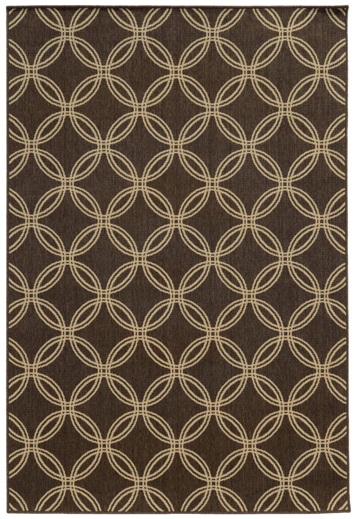 Tommy Bahama Seaside SES 3360D Brown / Beige Rug