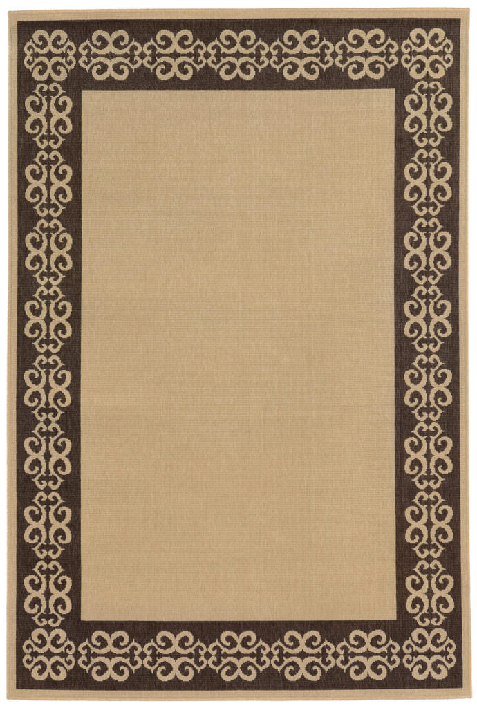 Tommy Bahama Seaside SES 7127N Beige / Brown Rug