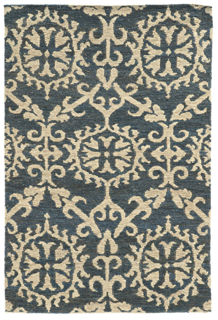 Tommy Bahama Valencia VLC 57704 Navy / Beige Rug