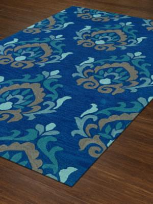 Dalyn Aloft AL5 Nautical Rug Floor View
