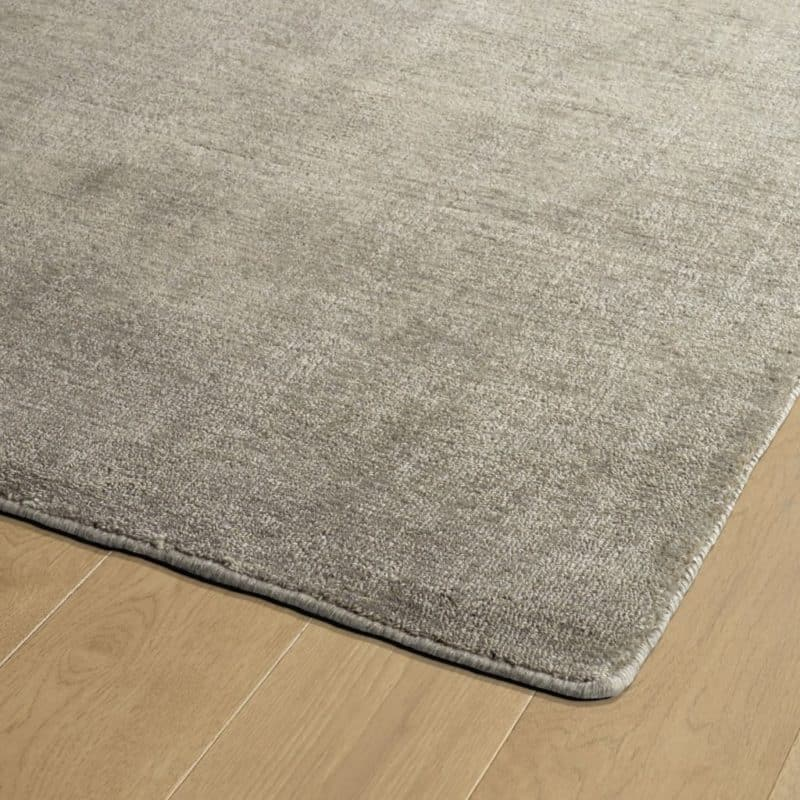 Kaleen Lauderdale LDD01-68 Graphite Rug Close-Up
