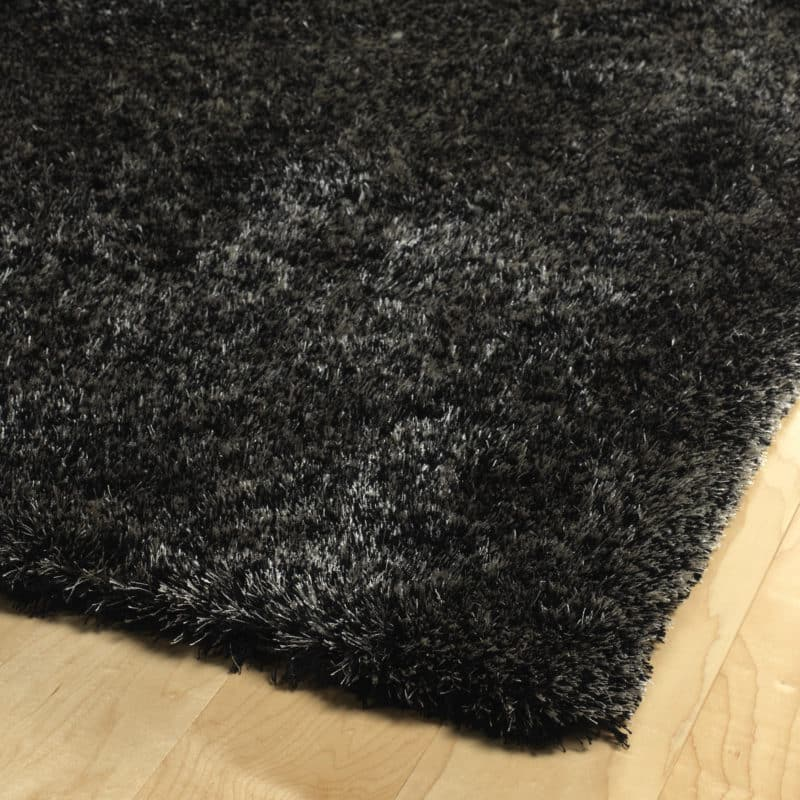Kaleen It's So Fabulous Collection ISF01-02 Black Rug Close-Up
