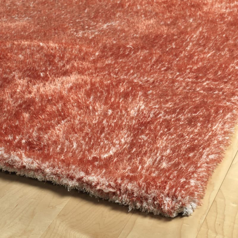 Kaleen It's So Fabulous Collection ISF01-32 Tangerine Rug Close-Up